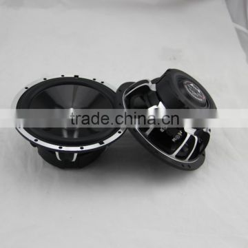 "6.5""inch component car speaker EB-TC168 Best"