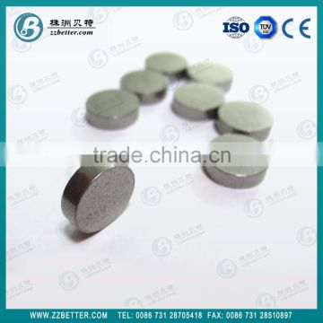 Heavy tungsten alloy cylinder class 3 WNiFe tungsten rods