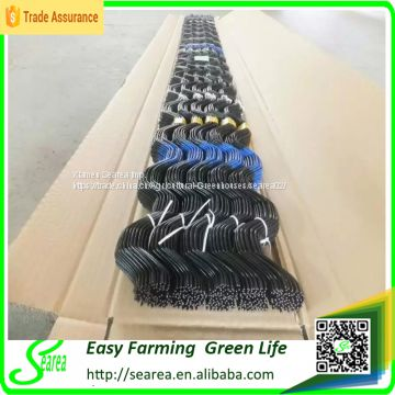 wire pulling spring or film fastness spring wire