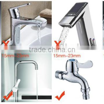 Free Rotating Swivel Kitchen Sink Faucet Bubbler Water Nozzle Kitchen Faucet Filter