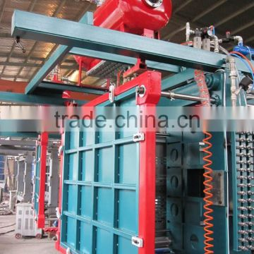 eps packing fish box machine/styrofoam box production line