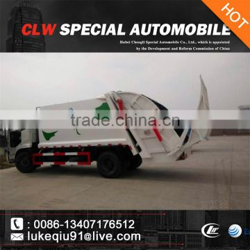 6m3 Compactor Garbage Truck for sale