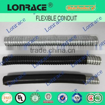 golden supplier 50mm pvc coated flexible conduit