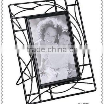 Black Scroll Picture frame