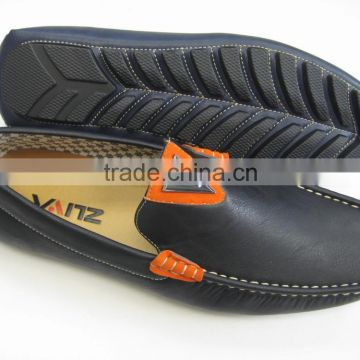 2015 Contrasting thread mens fashion shoes