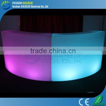 Bar club led furniture cheap led light bars in china GKT-021BC