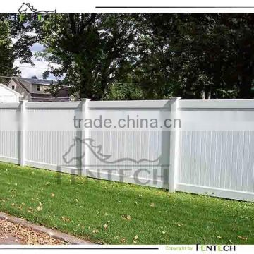 High quality cheap plastic/vinyl/pvc outdoor retractable fence