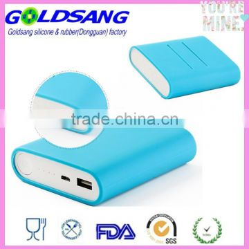 New Soft Silicone Power Bank large size Protective Back Cover Case Skin