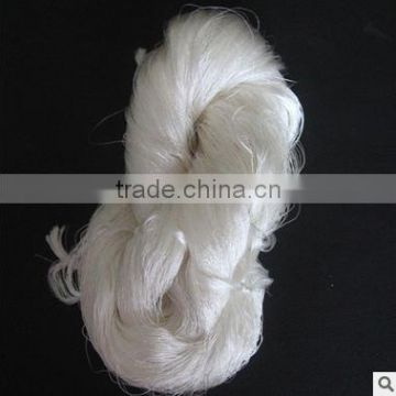 High quality 100% raw white viscose rayon fiber filament for sewing use 150D/30F