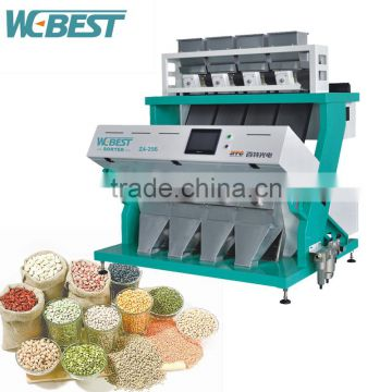 China CCD Cereal Plastic/Peanuts/Monosodium Glutamate Color Sorter