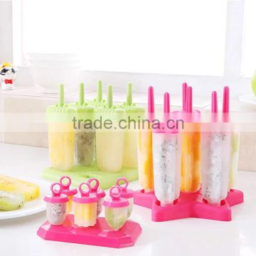 Factory Wholesale Groovy Pop Molds Ice Cream Sticks Mold TH2186