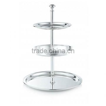 hotel use metal cake stand