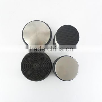 hot sale molded rubber and steel door stop