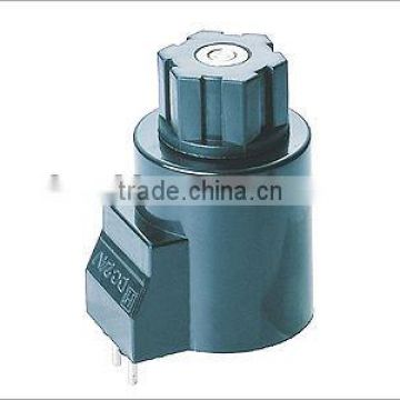 Rexroth hydraulic & wet-pin type low price solenoid