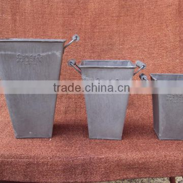 Decorative Plant Pots,Iron Planters,Antique Planters,Metal Planters
