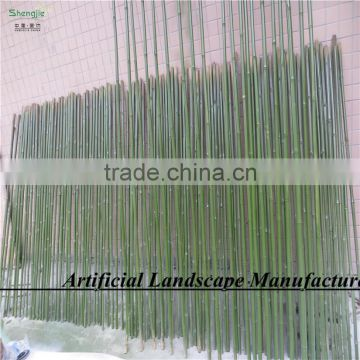 LXY160403 Artificial Bamboo Pole,Decorative Bamboo Fencing