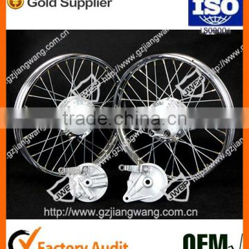 Factory Price Motorcycle Chrome Rims