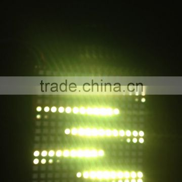APA102 APA104 WS2812B flexible led curtain