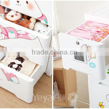 colorful baby plastic drawer,cabinet plastic drawers