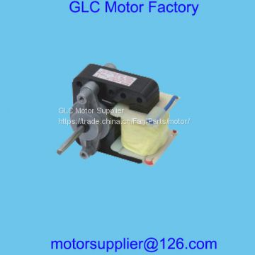 Shaded Pole motor for air conditioner application