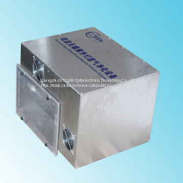 Microwave electrodeless ultraviolet lamp waste gas treatment equipment