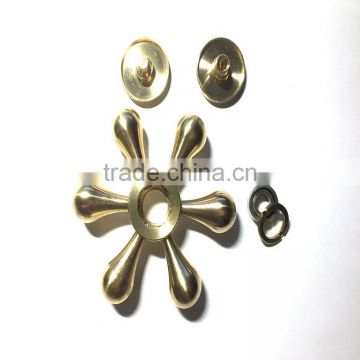 2017 High Quality Sale Directly from China Factory aluminum alloy hand spinner Metal Fidget Spinner