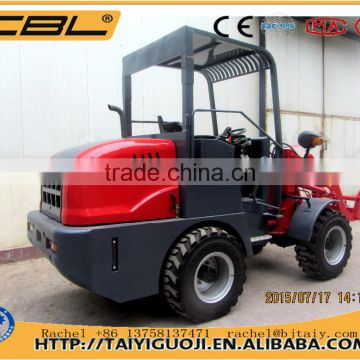 ZL08F 800kg China cheap quality agriculture farming loader for sale