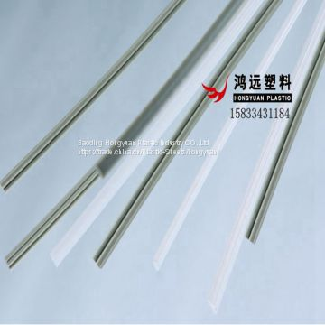 China manufacturer of Plastic Welding rod PVC welding rod PP welding rod