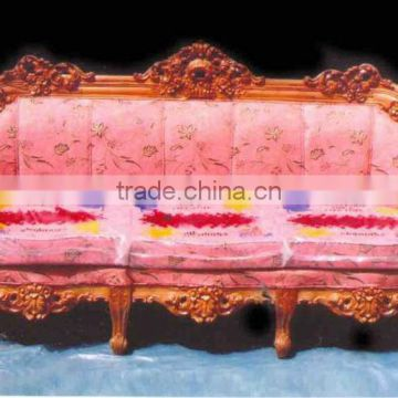 Soild wood carved sofa, Solid Wood sofa, Wood frame sofa, Indian carved sofa