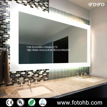 LED Bathroom Backlit mirror