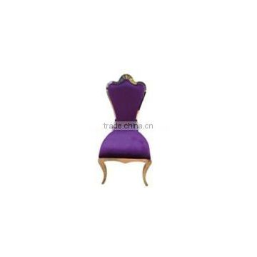 Moder Golden dining chair A867