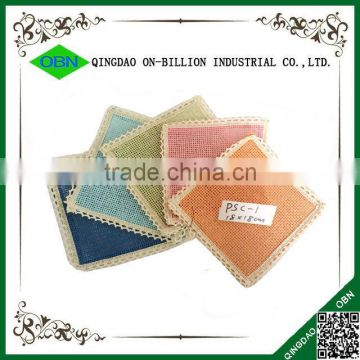 Wholesale colorful handmade paper placemat