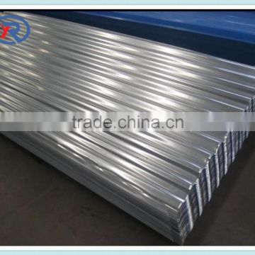 Galvanized Corrugated Steel Sheet/roofing metal sheet/Zinc coated steel sheet