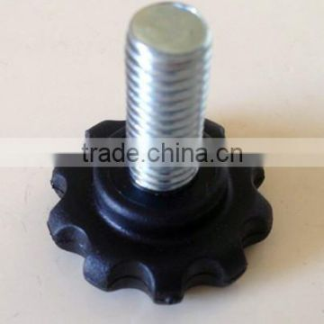 OEM customized design plastic screw for various machinery