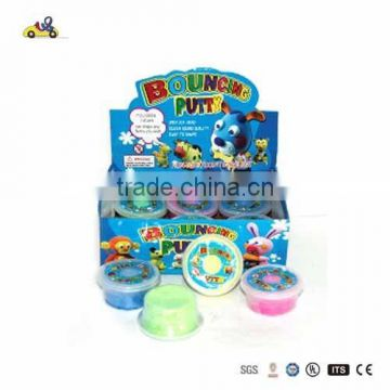 Funny magic educational small size putty slime