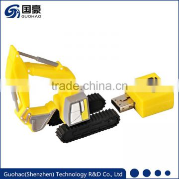 Small quantity order mini digging machine toys for kids plastic