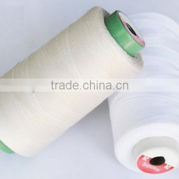 100%Raw White Organic Cotton Yarn For Sewing