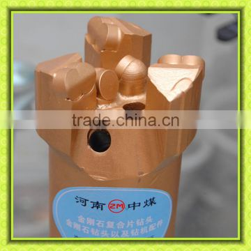 PDC non coring bits