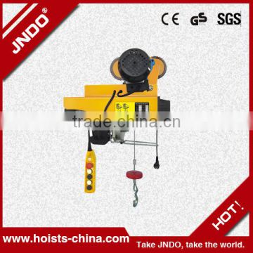 PA250 220V light duty electric hoist
