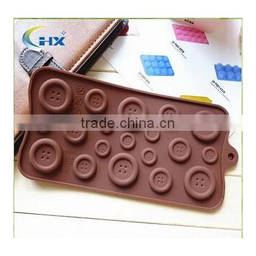 100% Food Grade Custom rubber Silicone Ice Cube Tray