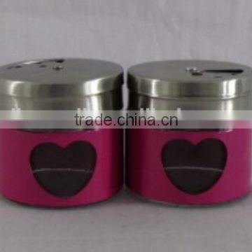Best price of spice clip top glass jar With Long-term Service