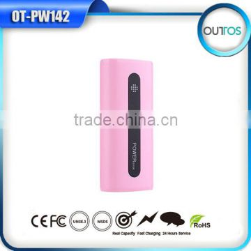 Promotion gift universal portable mobile power bank charger wholesale