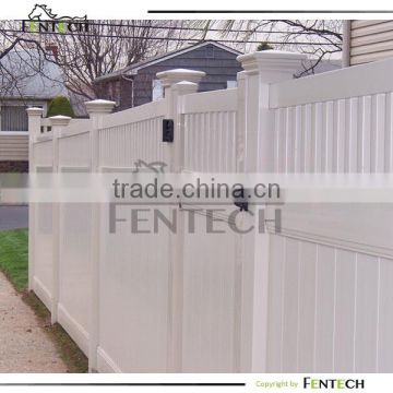 Hihg quality customized vinyl/pvc/plastic panels for fence