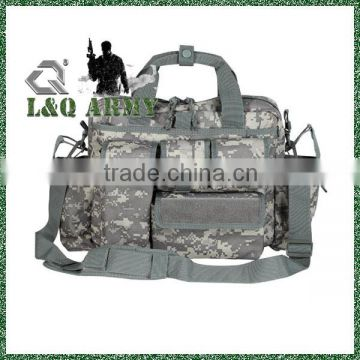 fashion Equipment tool kit Military messenger Bag with shooters