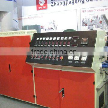 New double stage granulating line(plastic film)