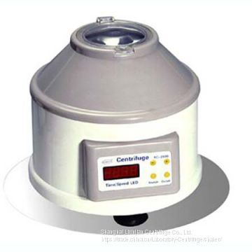 XC-1000 Centrifuge with Timer Details 4000rpm