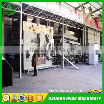10T Maize seed cleaning machinery from Hyde Machinery