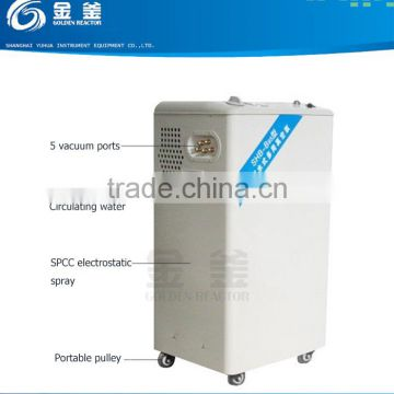 Stainless steel shell five tap circulating water vacuum pump