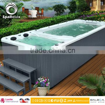 SpaRelax large spa 6 meter swimming pool for 6 adults in 2016