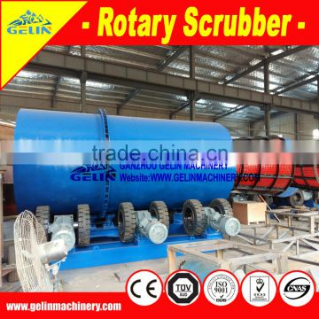 Turn Key Alluvial Gold Mining Equipment for Clay Gold